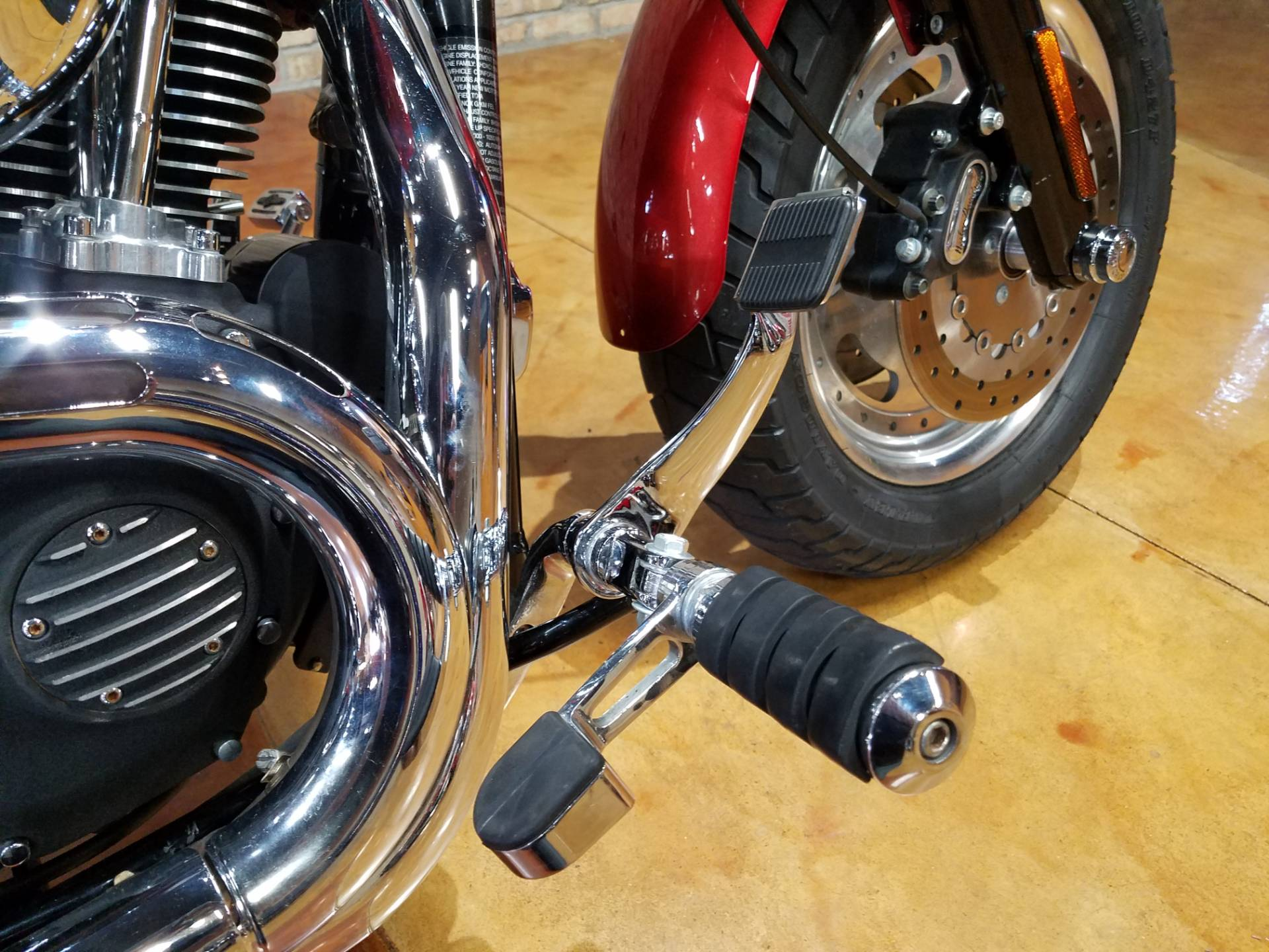 2008 Harley-Davidson Dyna® Fat Bob™ in Big Bend, Wisconsin - Photo 10