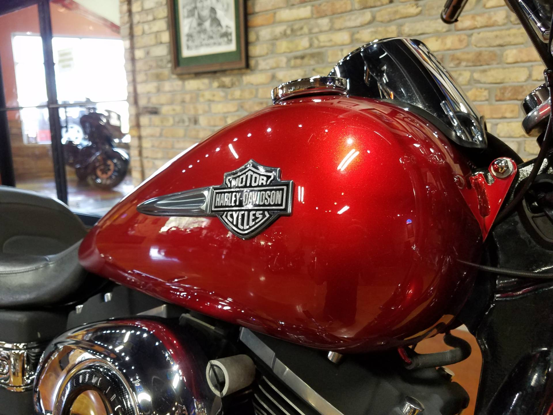 2008 Harley-Davidson Dyna® Fat Bob™ in Big Bend, Wisconsin - Photo 12