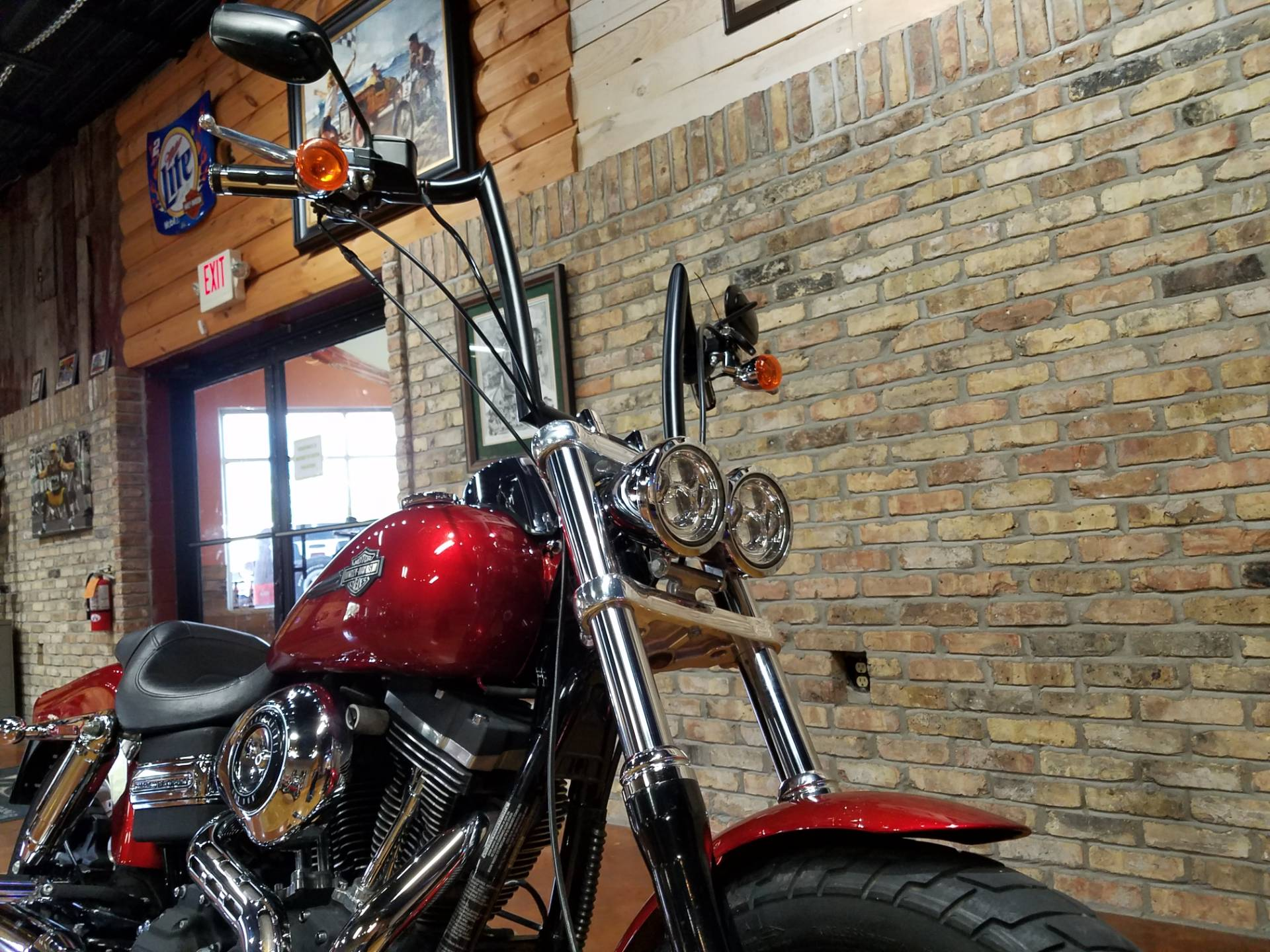 2008 Harley-Davidson Dyna® Fat Bob™ in Big Bend, Wisconsin - Photo 14