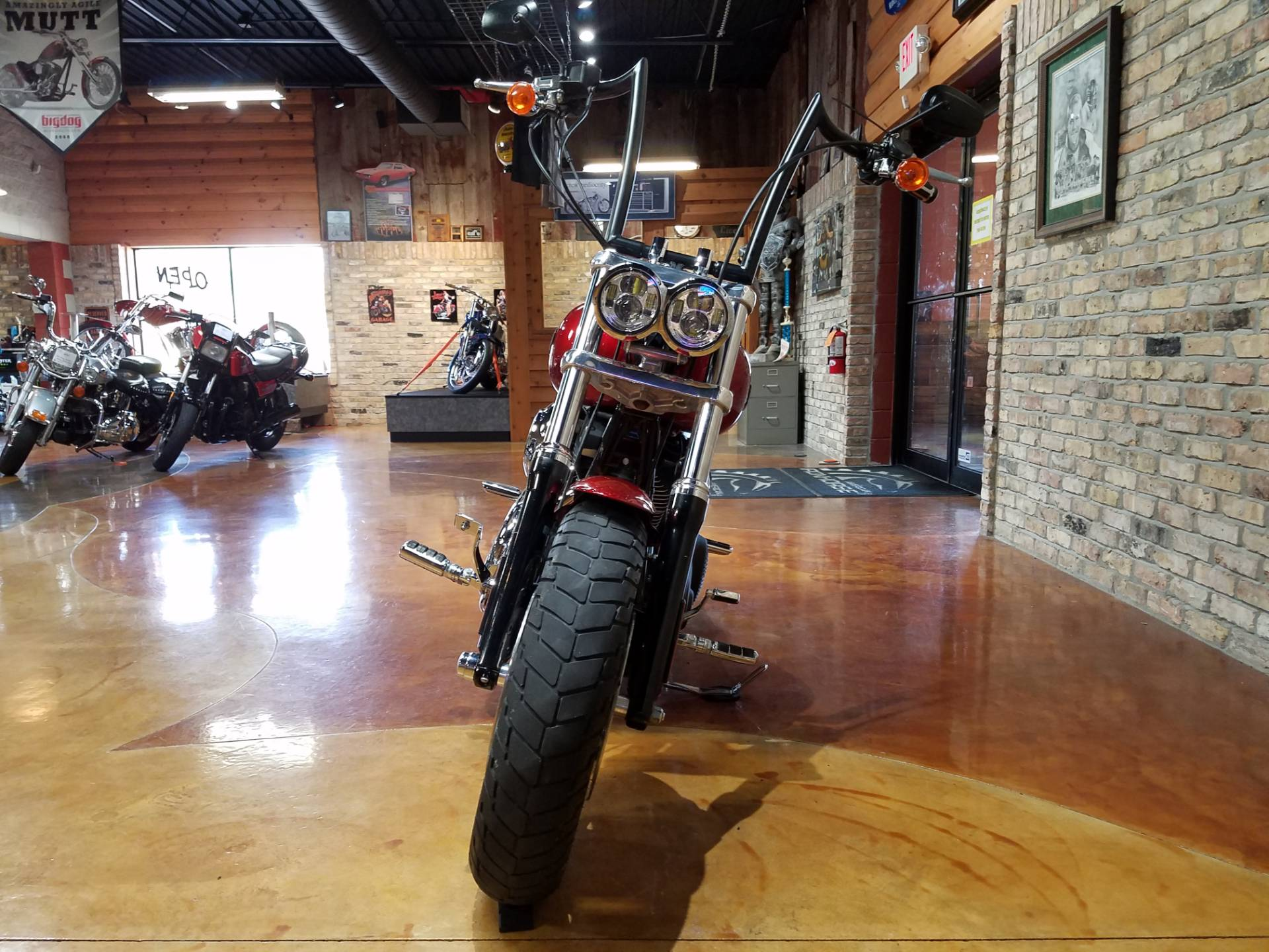 2008 Harley-Davidson Dyna® Fat Bob™ in Big Bend, Wisconsin - Photo 15