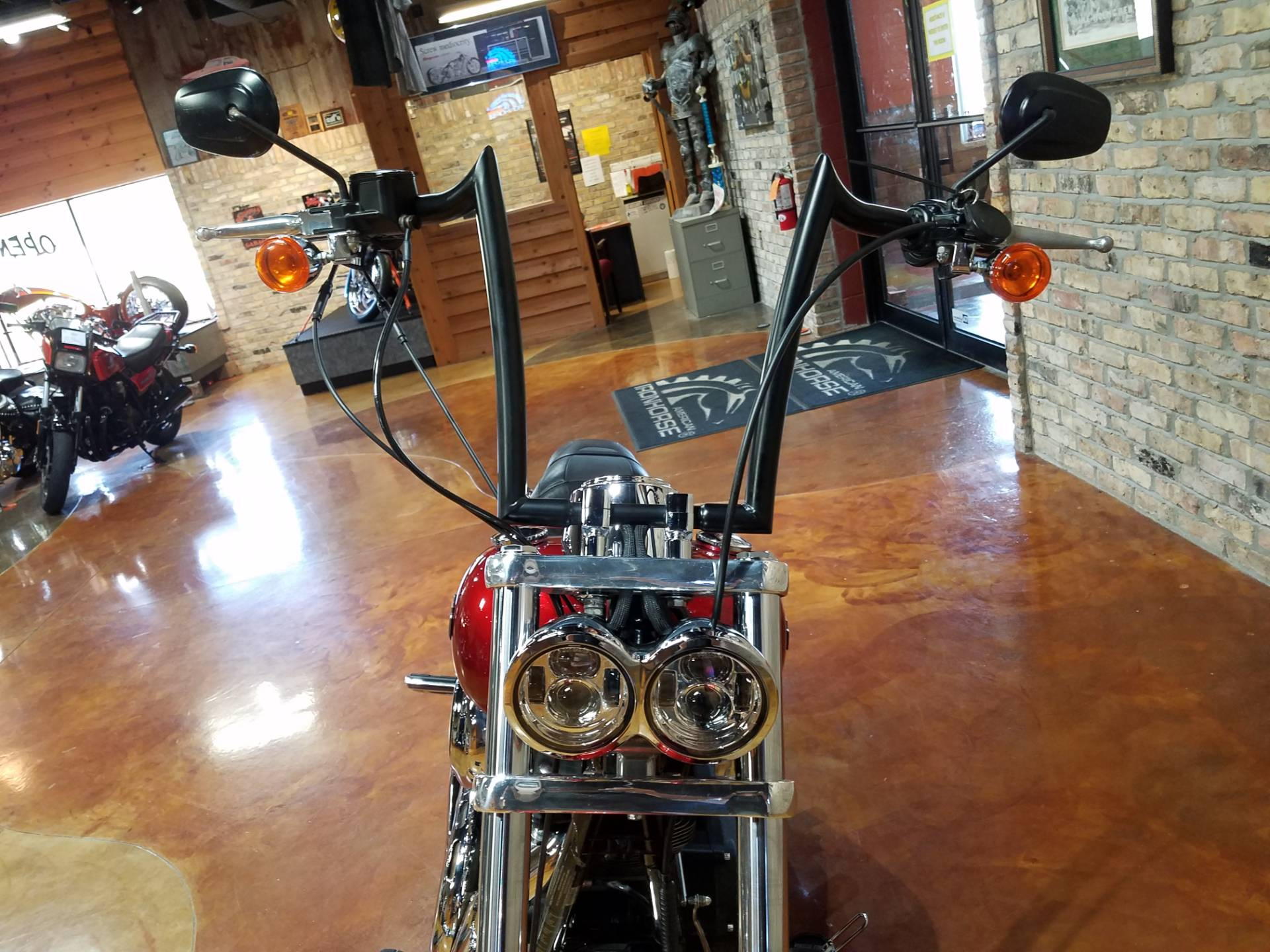 2008 Harley-Davidson Dyna® Fat Bob™ in Big Bend, Wisconsin - Photo 17