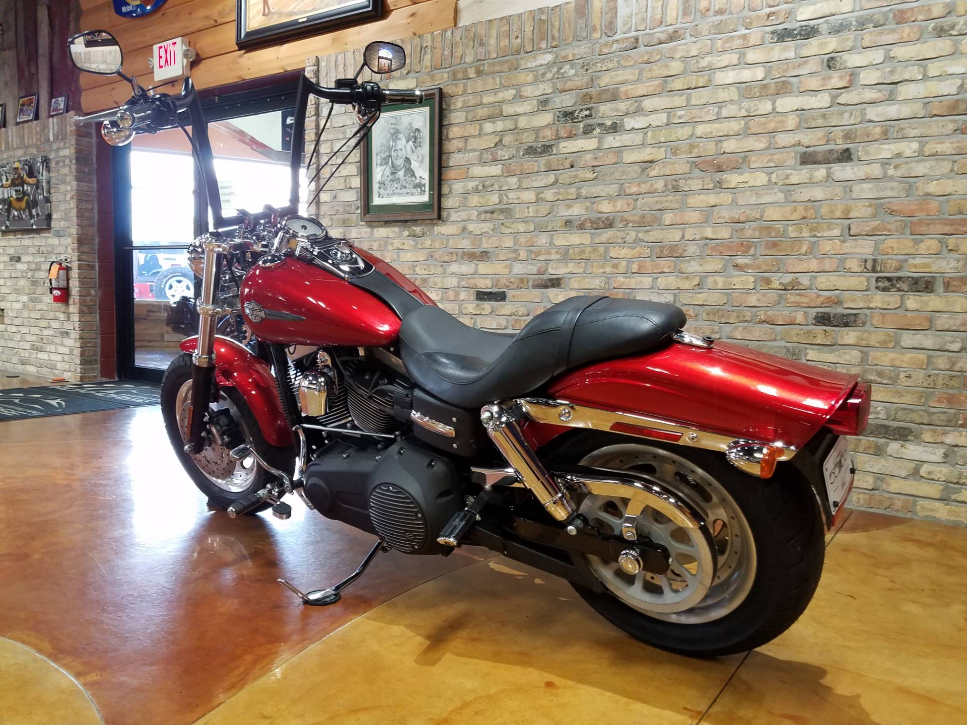 2008 Harley-Davidson Dyna® Fat Bob™ in Big Bend, Wisconsin - Photo 27