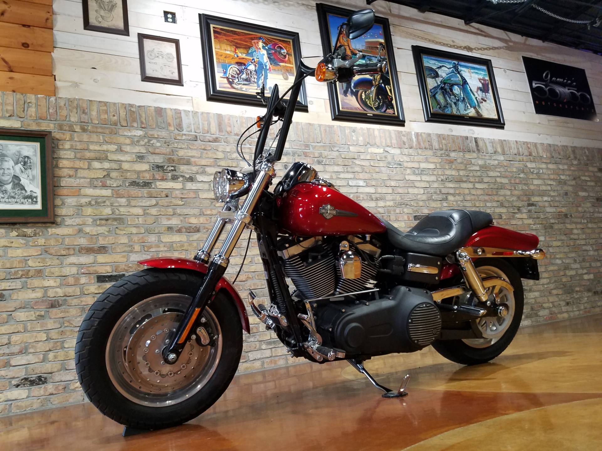 2008 Harley-Davidson Dyna® Fat Bob™ in Big Bend, Wisconsin - Photo 29