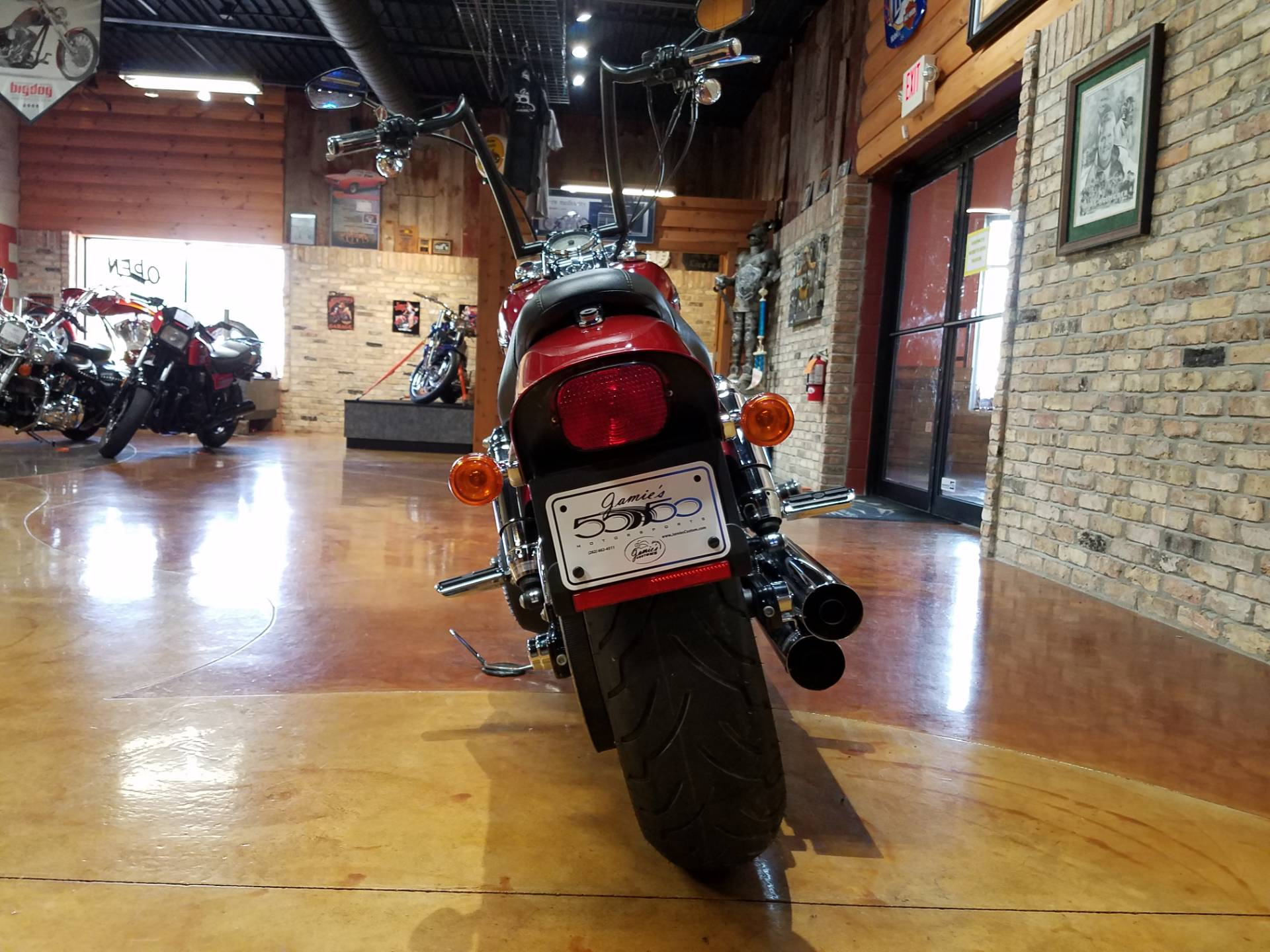2008 Harley-Davidson Dyna® Fat Bob™ in Big Bend, Wisconsin - Photo 41