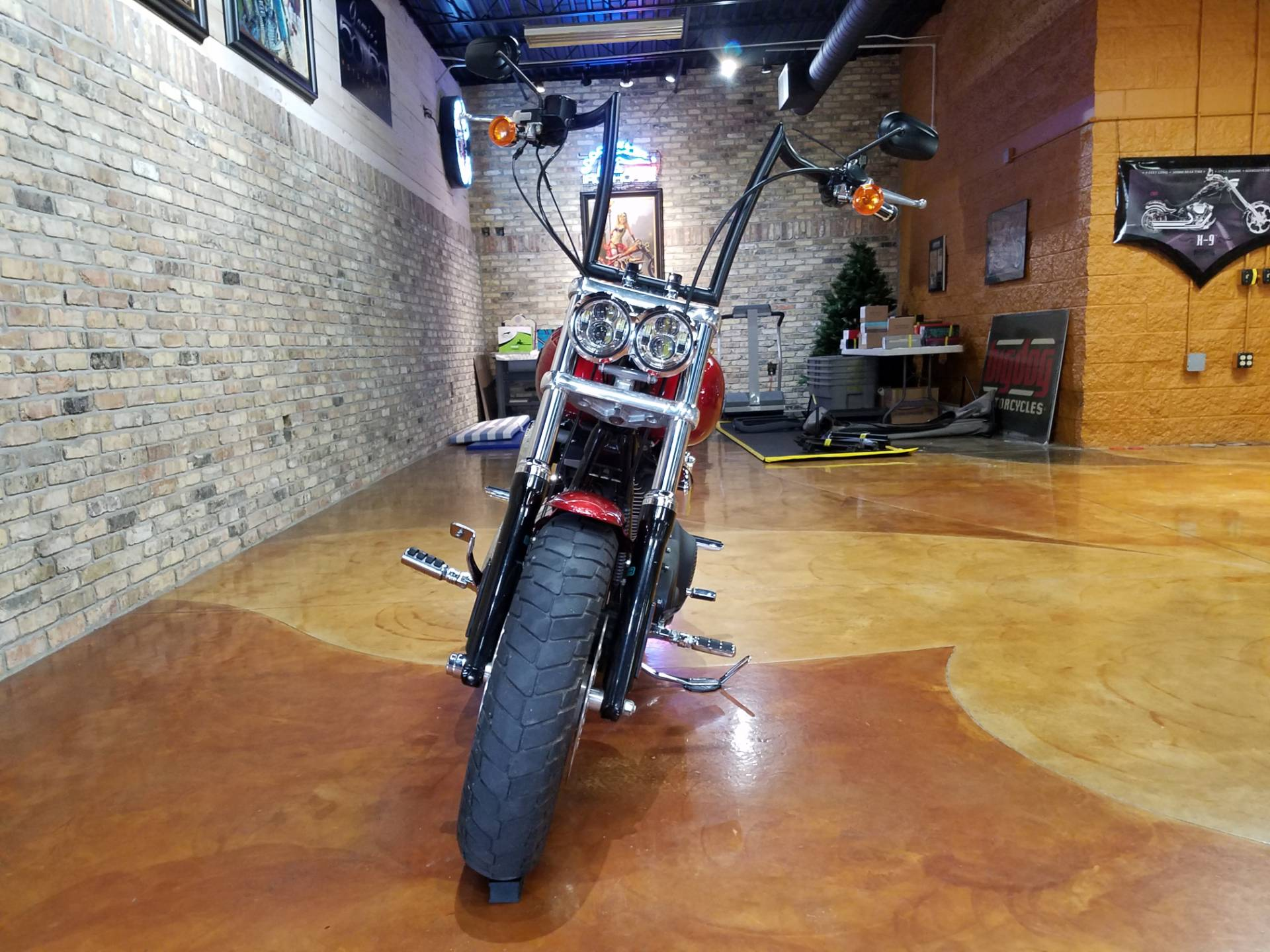 2008 Harley-Davidson Dyna® Fat Bob™ in Big Bend, Wisconsin - Photo 46