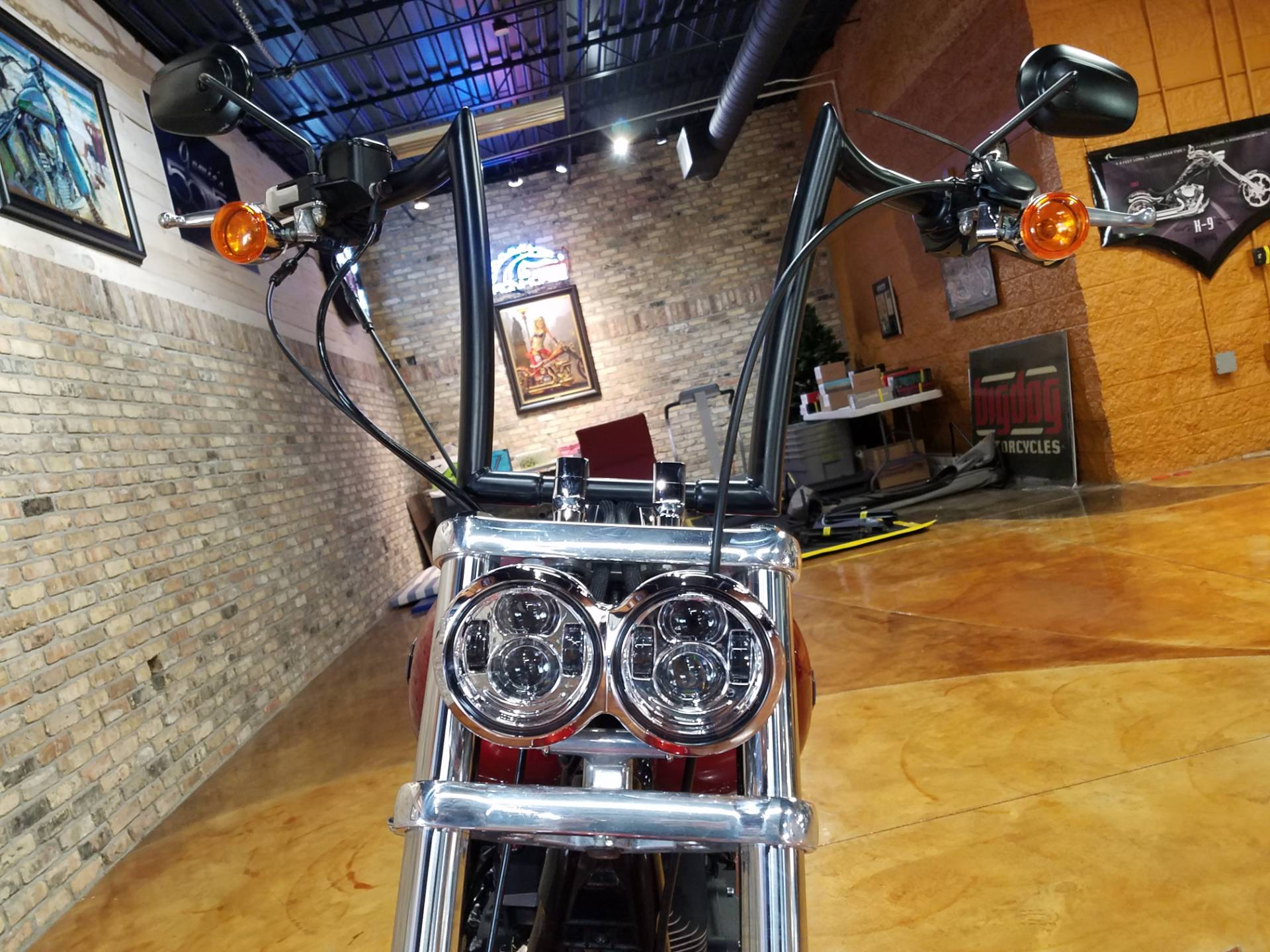 2008 Harley-Davidson Dyna® Fat Bob™ in Big Bend, Wisconsin - Photo 48