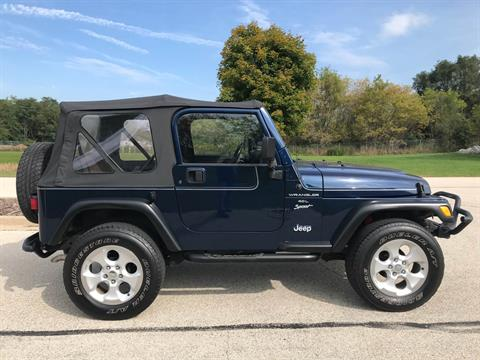 2000 Jeep Wrangler Sport 2dr 4WD SUV in Big Bend, Wisconsin - Photo 6