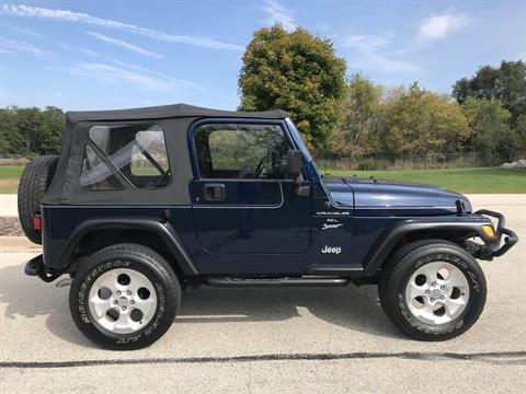 2000 Jeep Wrangler Sport 2dr 4WD SUV in Big Bend, Wisconsin - Photo 7