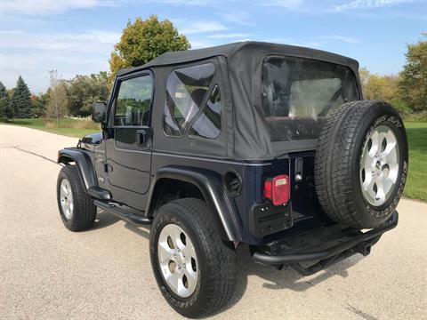 2000 Jeep Wrangler Sport 2dr 4WD SUV in Big Bend, Wisconsin - Photo 40