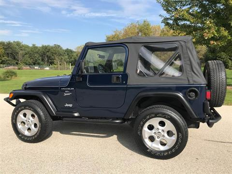 2000 Jeep Wrangler Sport 2dr 4WD SUV in Big Bend, Wisconsin - Photo 52