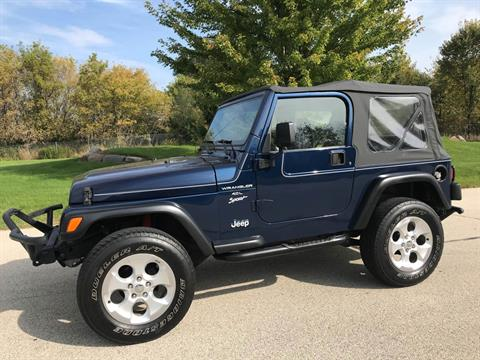 2000 Jeep Wrangler Sport 2dr 4WD SUV in Big Bend, Wisconsin - Photo 54