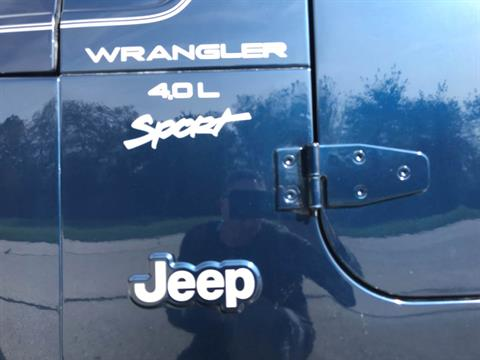 2000 Jeep Wrangler Sport 2dr 4WD SUV in Big Bend, Wisconsin - Photo 57