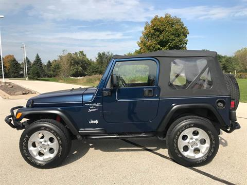 2000 Jeep Wrangler Sport 2dr 4WD SUV in Big Bend, Wisconsin - Photo 58