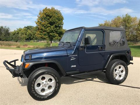 2000 Jeep Wrangler Sport 2dr 4WD SUV in Big Bend, Wisconsin - Photo 59