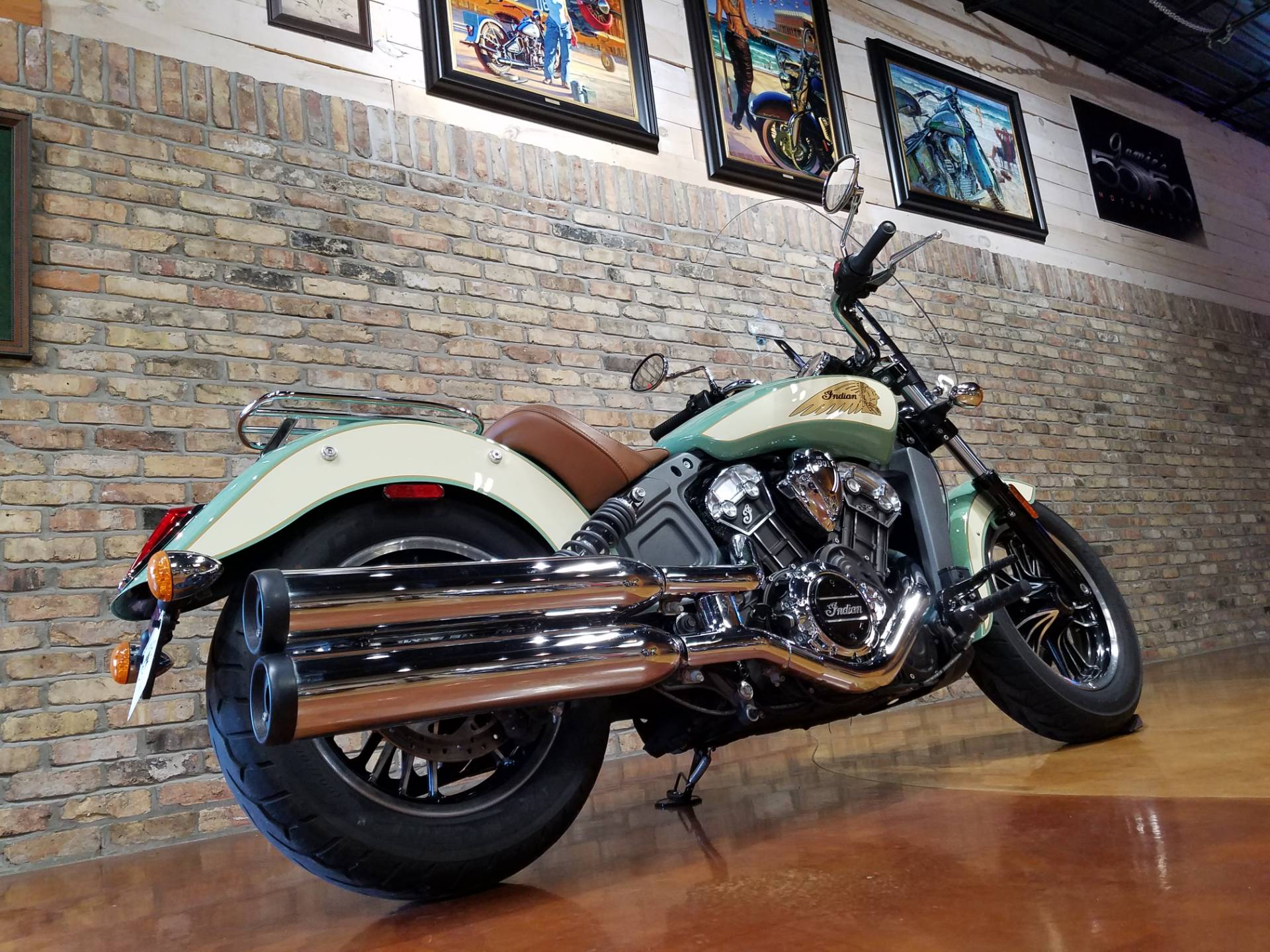 2018 Indian Scout® ABS in Big Bend, Wisconsin - Photo 4