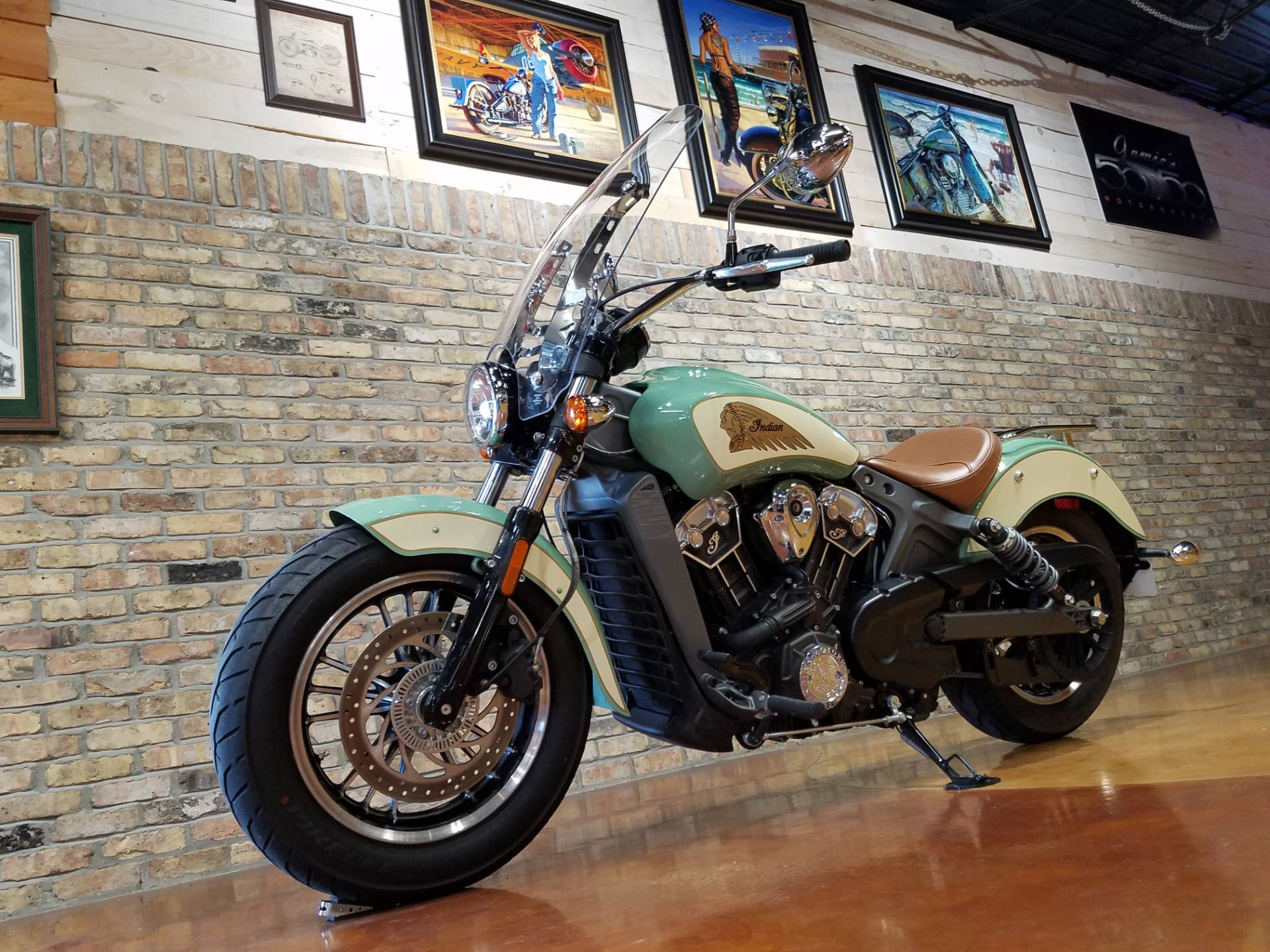 2018 Indian Scout® ABS in Big Bend, Wisconsin - Photo 26