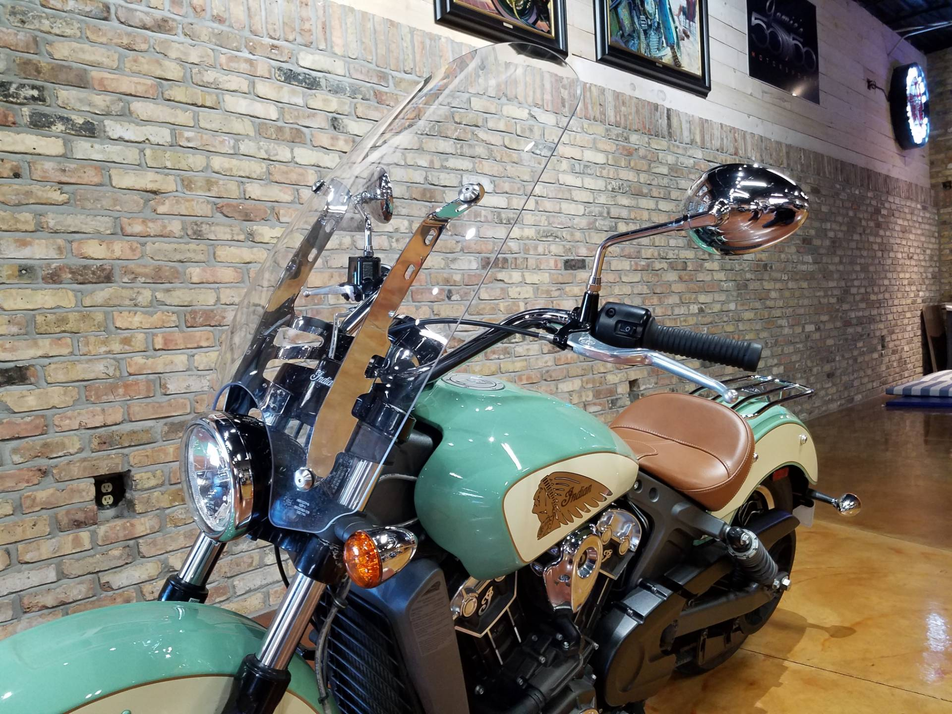 2018 Indian Scout® ABS in Big Bend, Wisconsin - Photo 28