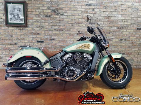 2018 Indian Scout® ABS in Big Bend, Wisconsin - Photo 1
