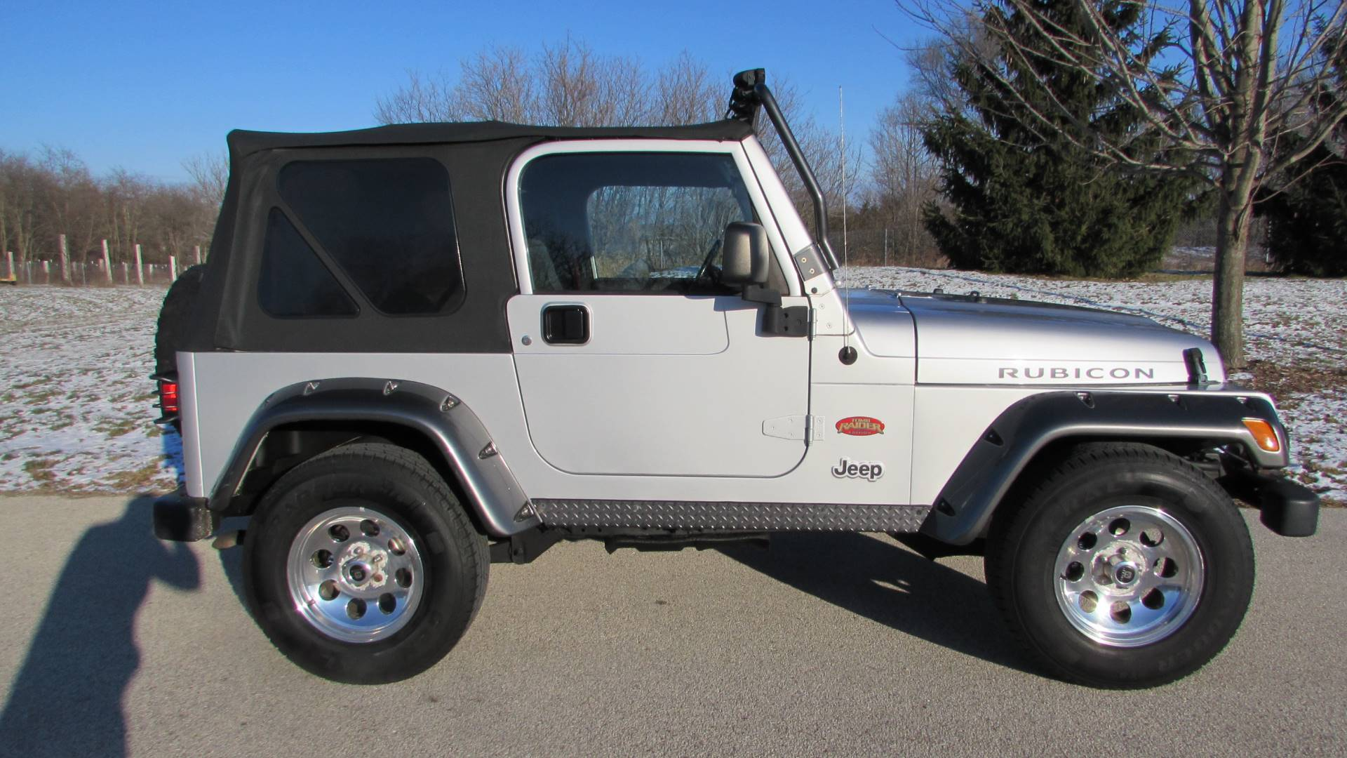 2003 Jeep Wrangler Rubicon Tombraider in Big Bend, Wisconsin - Photo 1