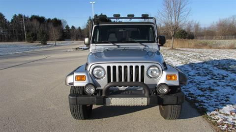 2003 Jeep Wrangler Rubicon Tombraider in Big Bend, Wisconsin - Photo 2