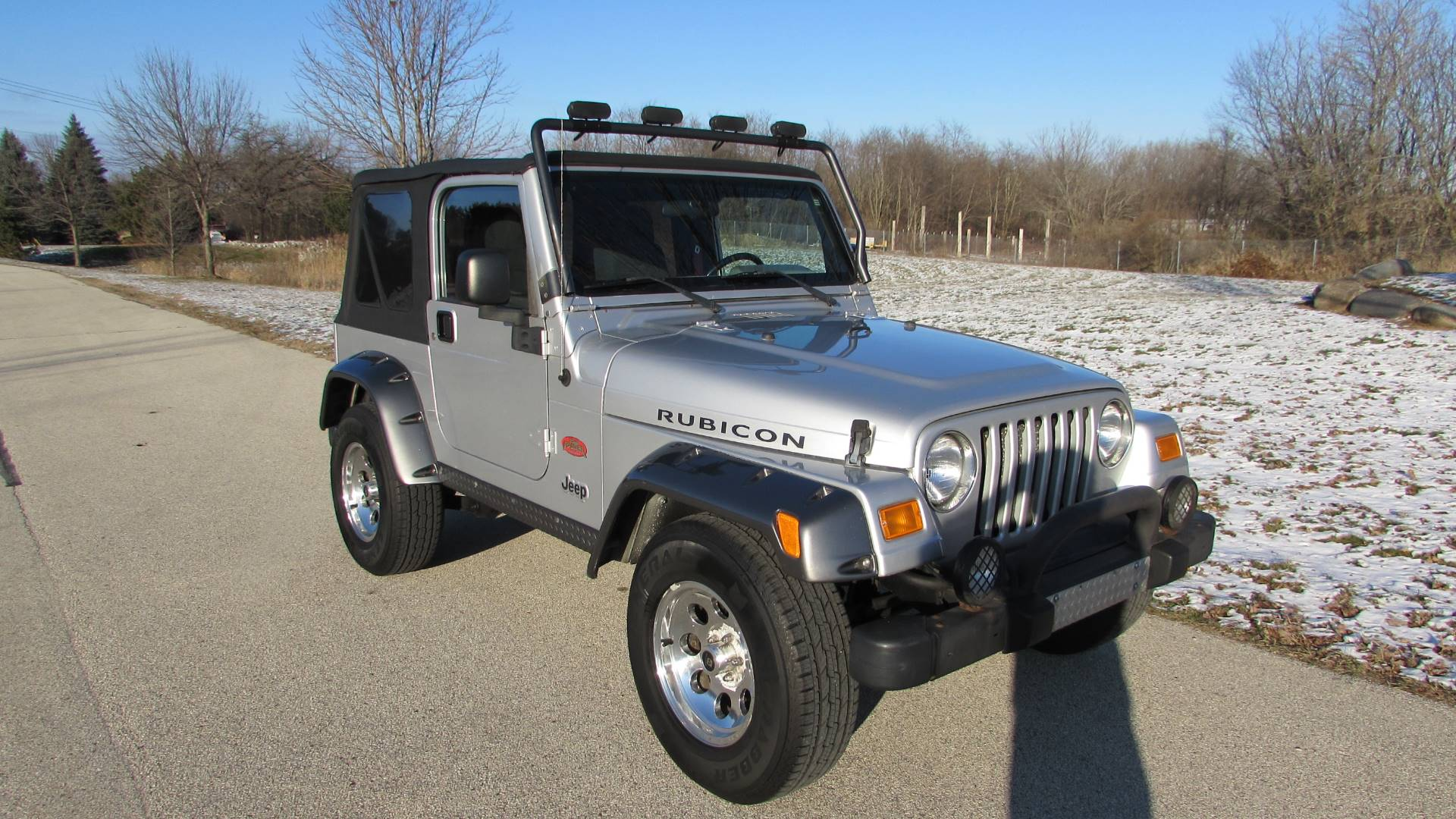 2003 Jeep Wrangler Rubicon Tombraider in Big Bend, Wisconsin - Photo 3