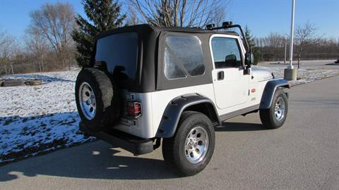 2003 Jeep Wrangler Rubicon Tombraider in Big Bend, Wisconsin - Photo 4