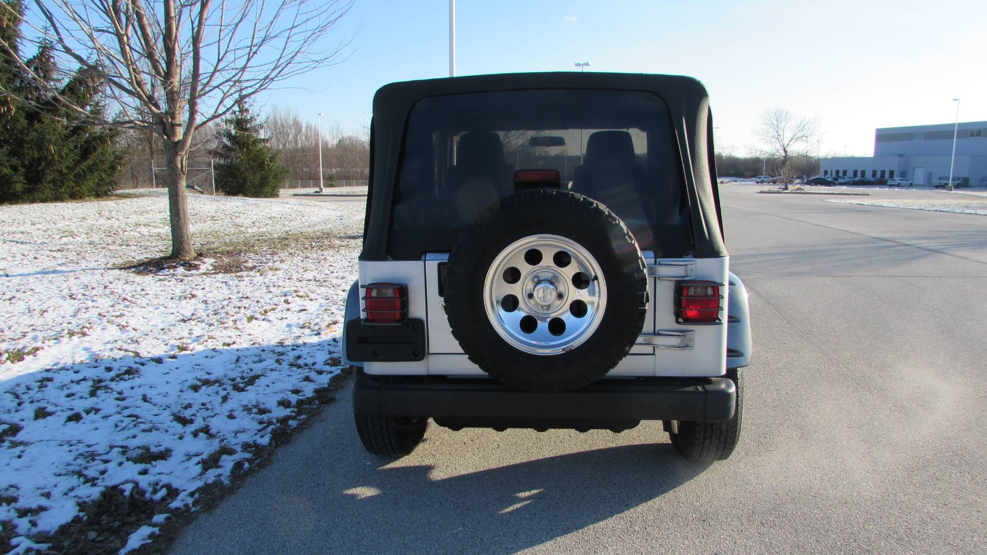 2003 Jeep Wrangler Rubicon Tombraider in Big Bend, Wisconsin - Photo 5