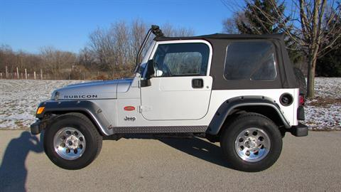 2003 Jeep Wrangler Rubicon Tombraider in Big Bend, Wisconsin - Photo 8