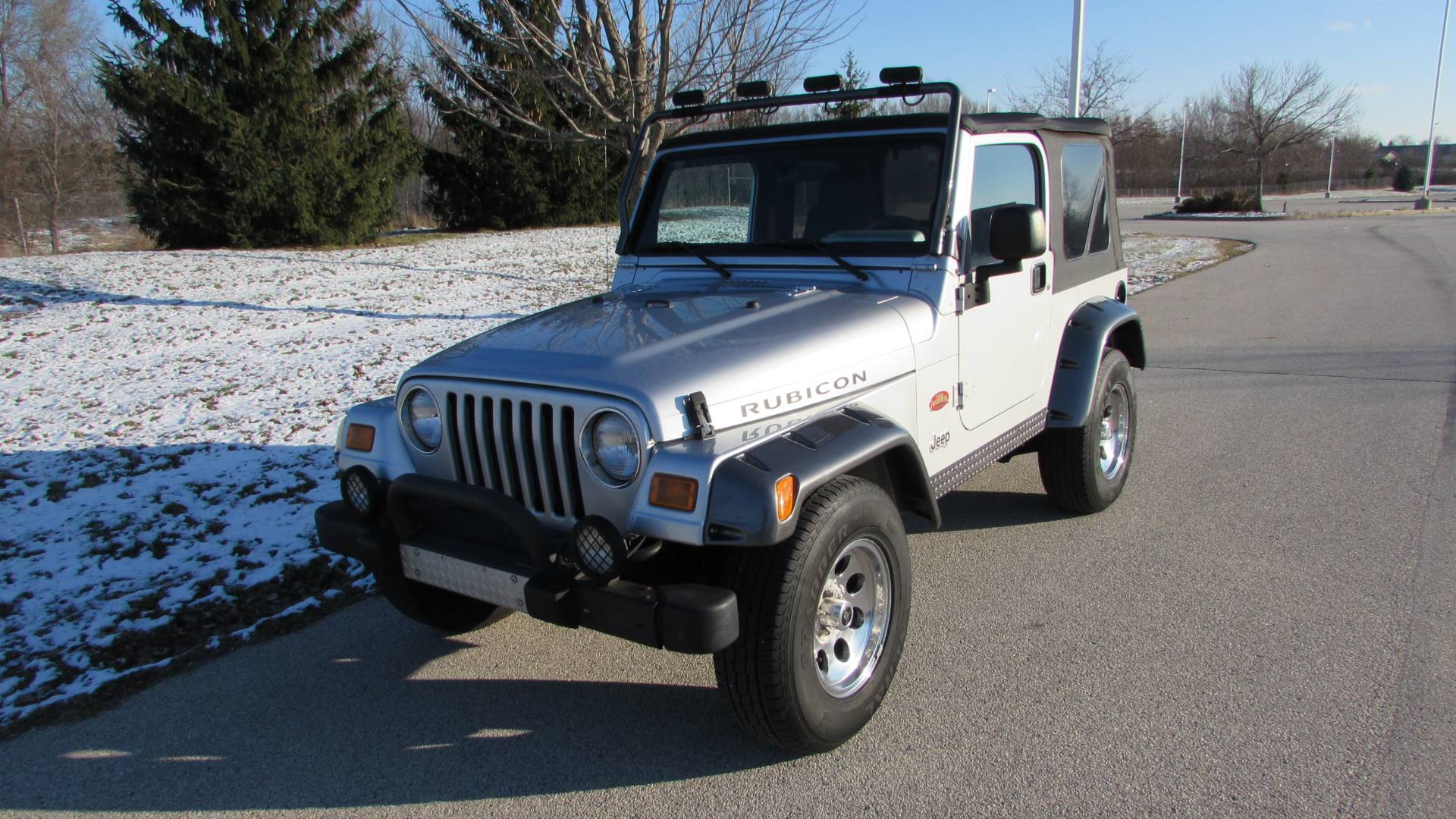2003 Jeep Wrangler Rubicon Tombraider in Big Bend, Wisconsin - Photo 9