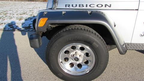 2003 Jeep Wrangler Rubicon Tombraider in Big Bend, Wisconsin - Photo 13