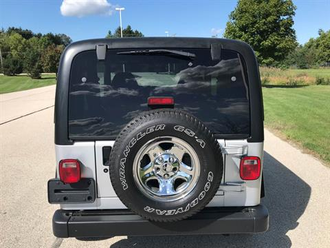 2002 Jeep Wrangler X Apex Edition 4WD 2dr SUV in Big Bend, Wisconsin - Photo 5