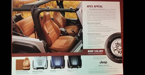 2002 Jeep Wrangler X Apex Edition 4WD 2dr SUV in Big Bend, Wisconsin - Photo 14