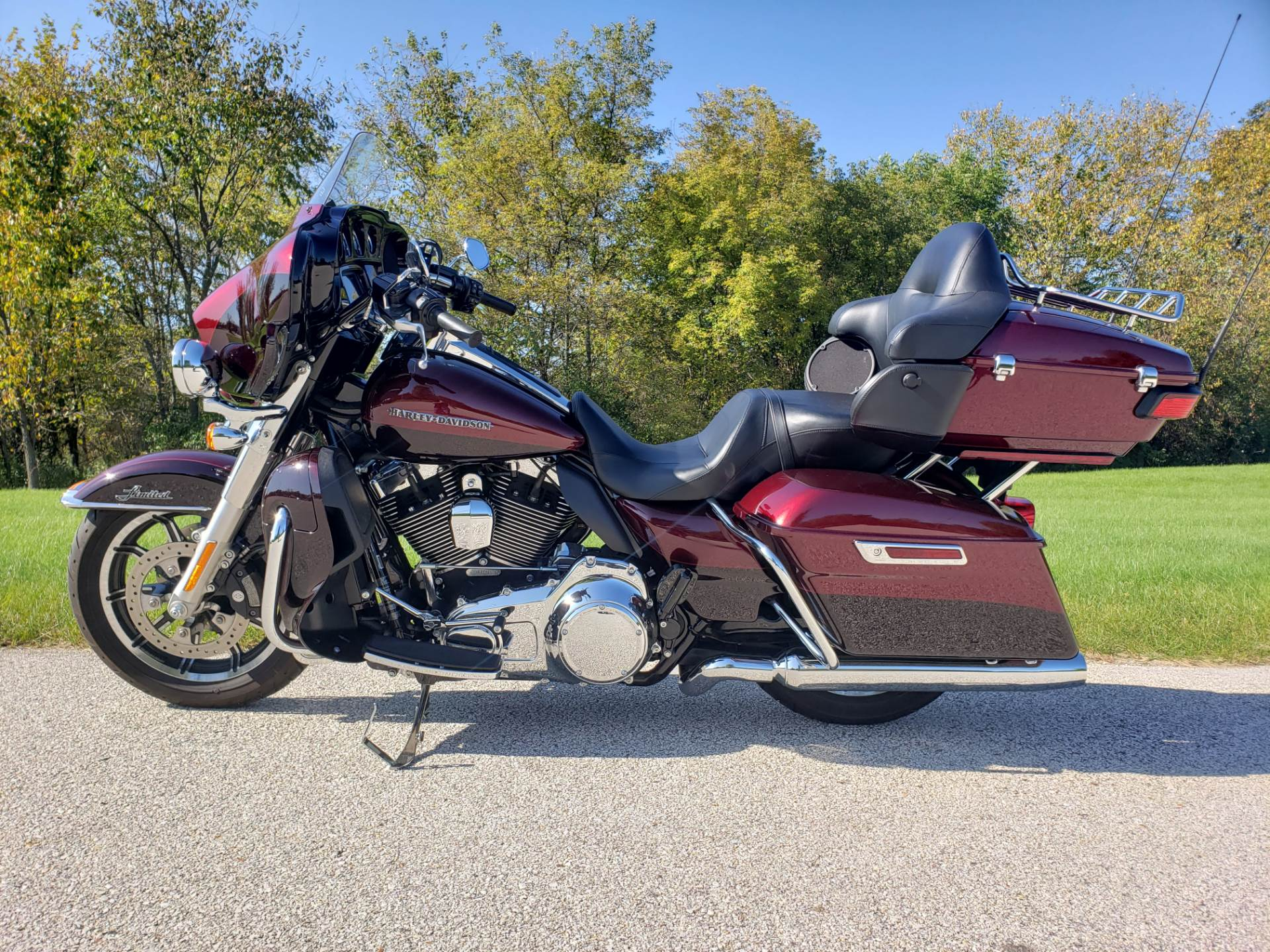 2015 Harley-Davidson Ultra Limited Low in Big Bend, Wisconsin - Photo 5