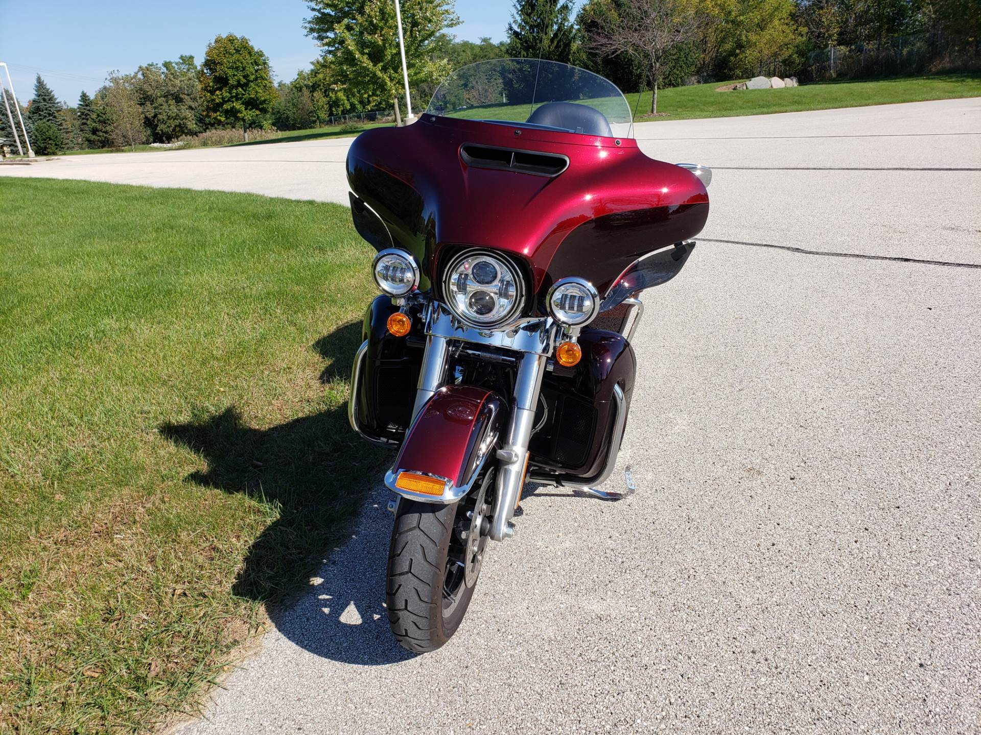 2015 Harley-Davidson Ultra Limited Low in Big Bend, Wisconsin - Photo 4