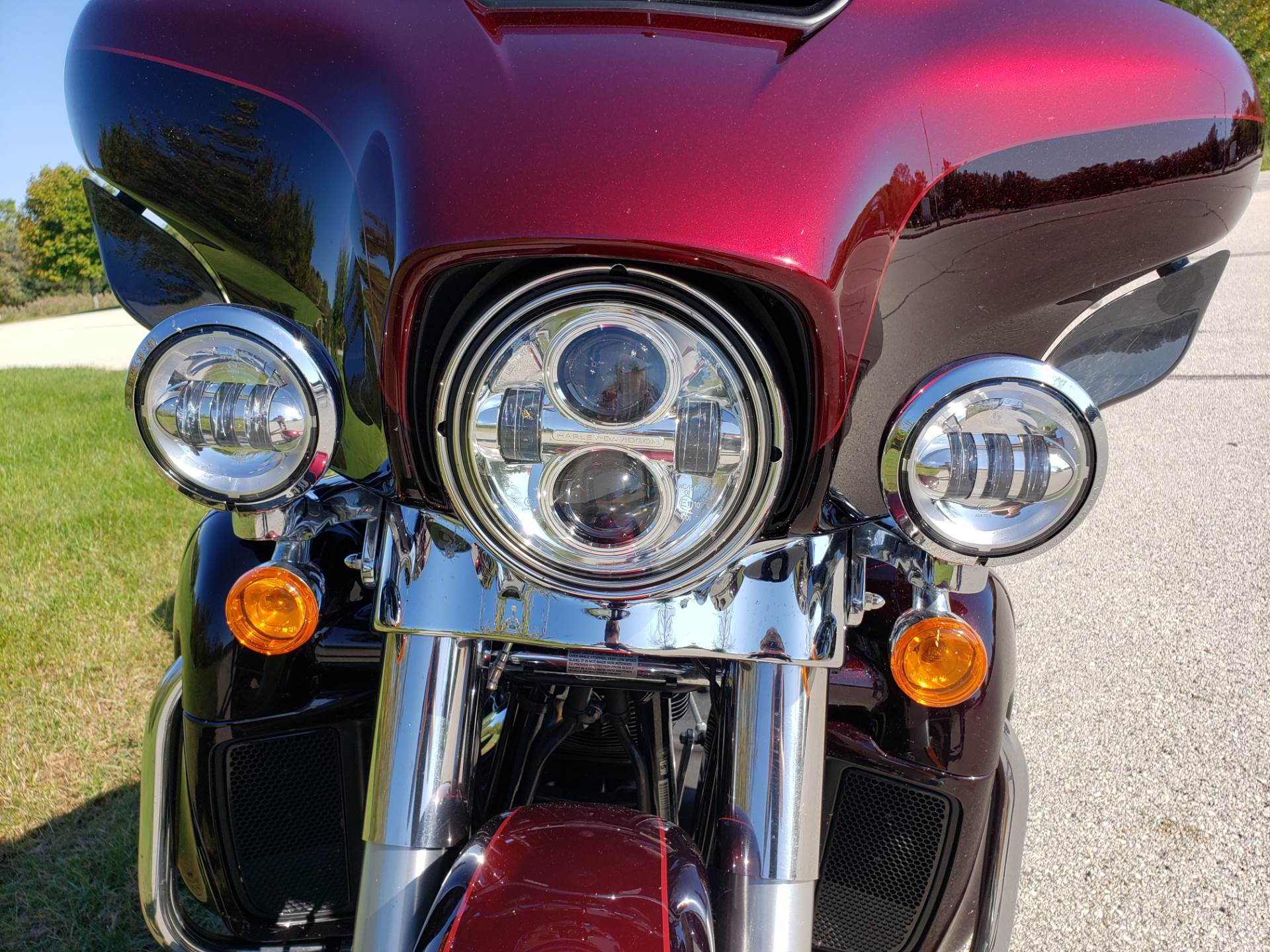 2015 Harley-Davidson Ultra Limited Low in Big Bend, Wisconsin - Photo 12