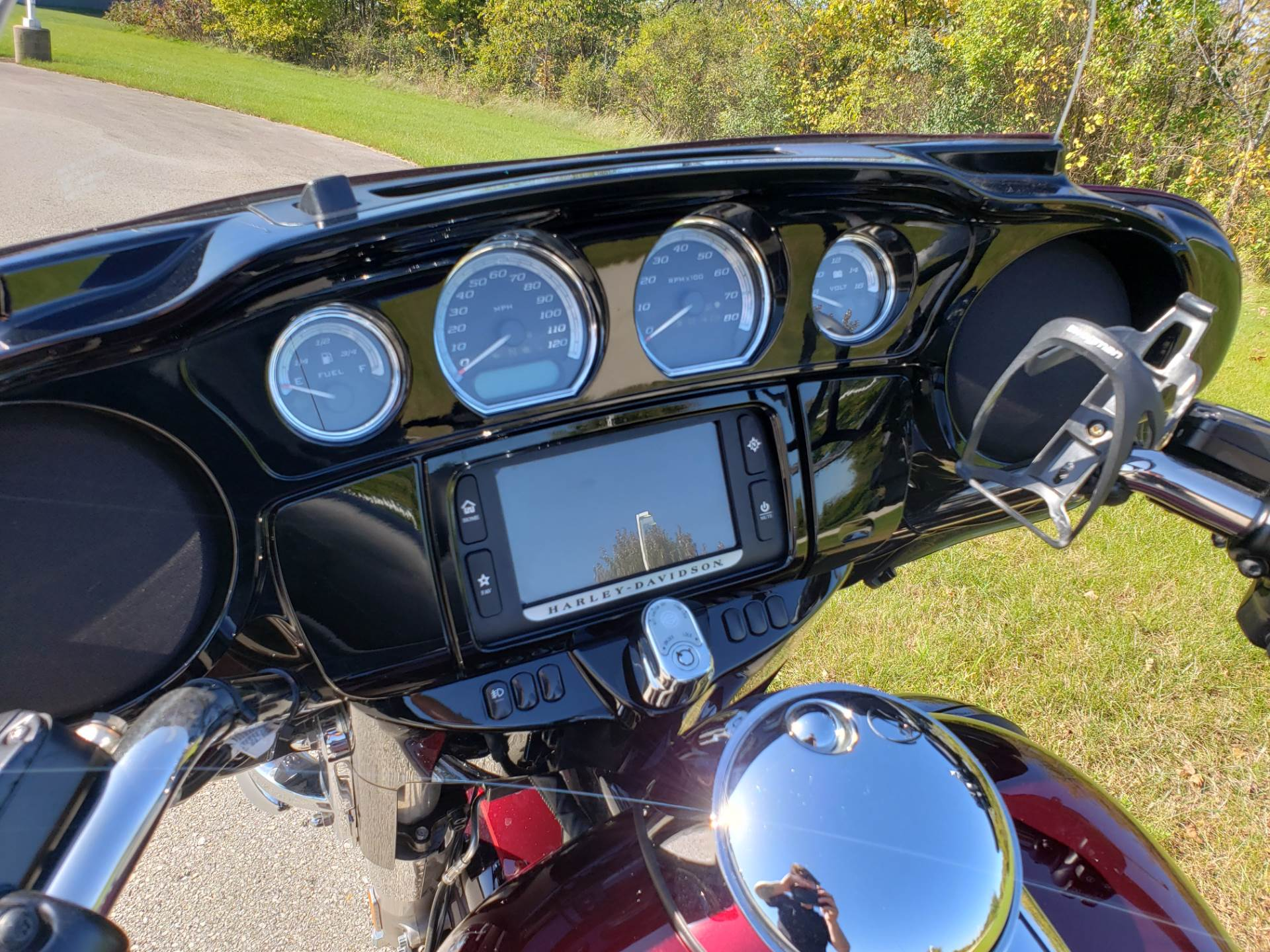 2015 Harley-Davidson Ultra Limited Low in Big Bend, Wisconsin - Photo 18