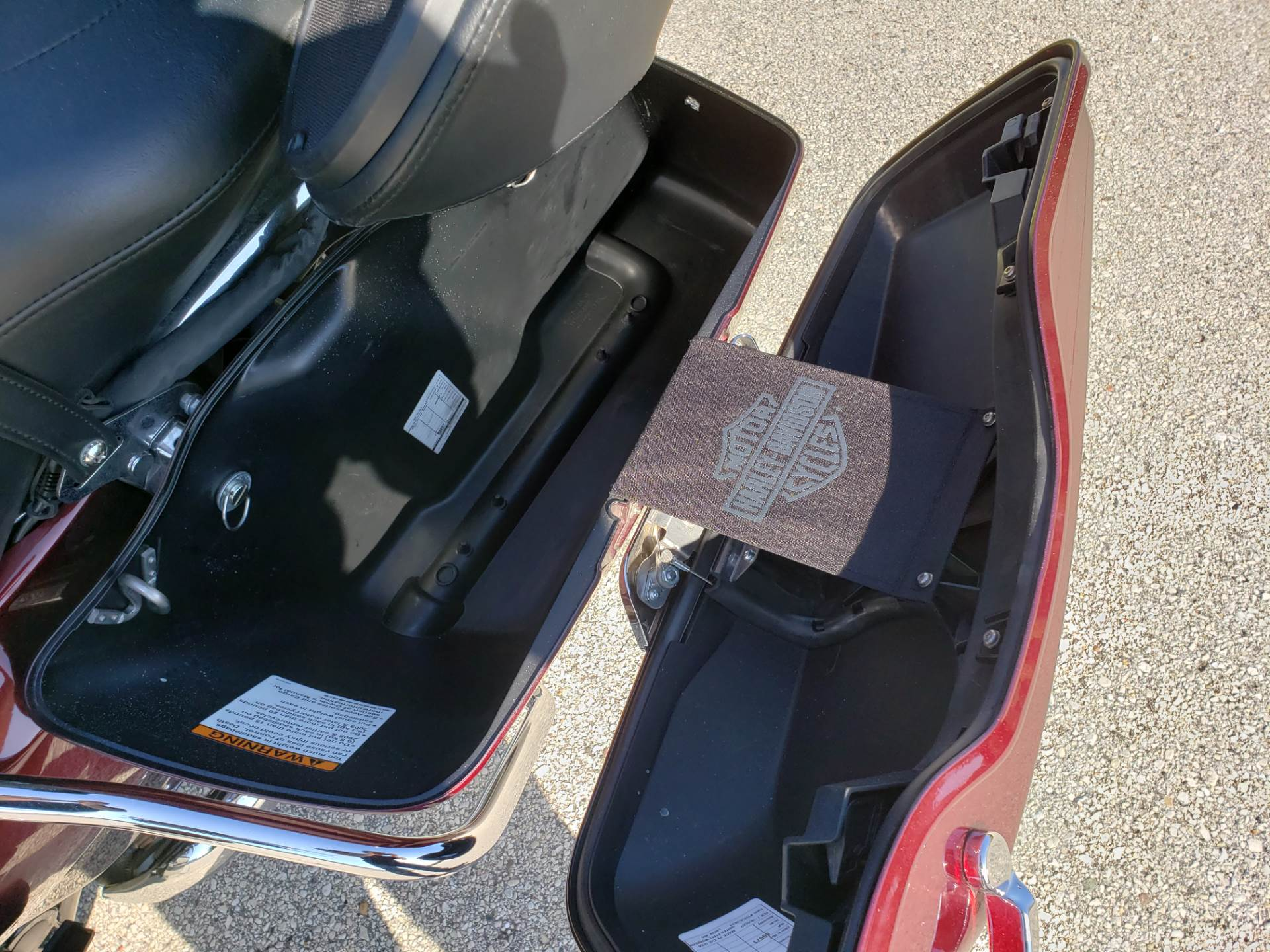 2015 Harley-Davidson Ultra Limited Low in Big Bend, Wisconsin - Photo 21