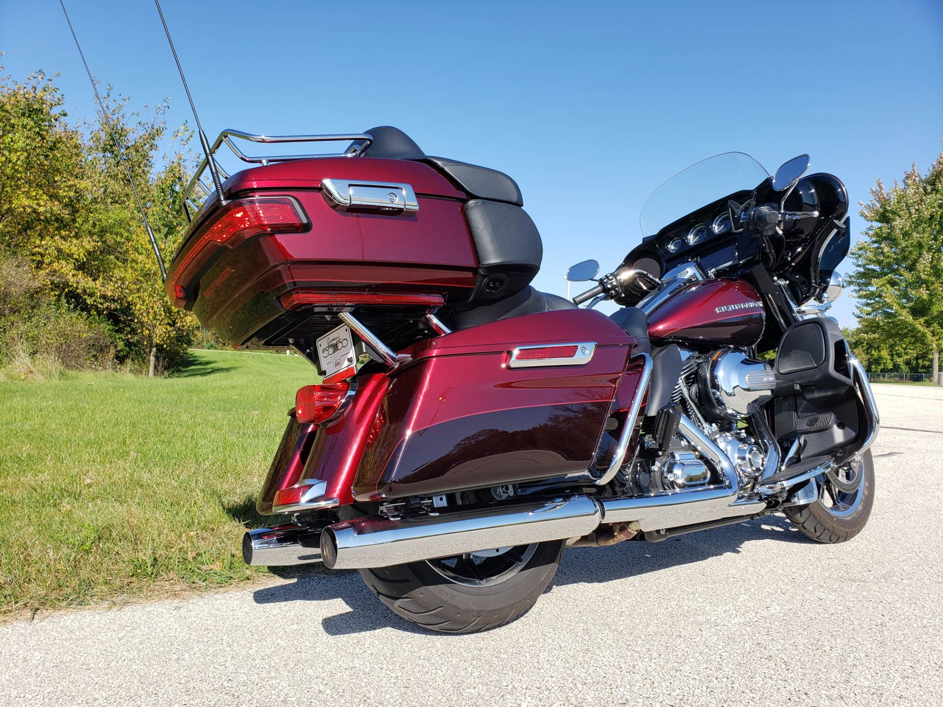 2015 Harley-Davidson Ultra Limited Low in Big Bend, Wisconsin - Photo 36