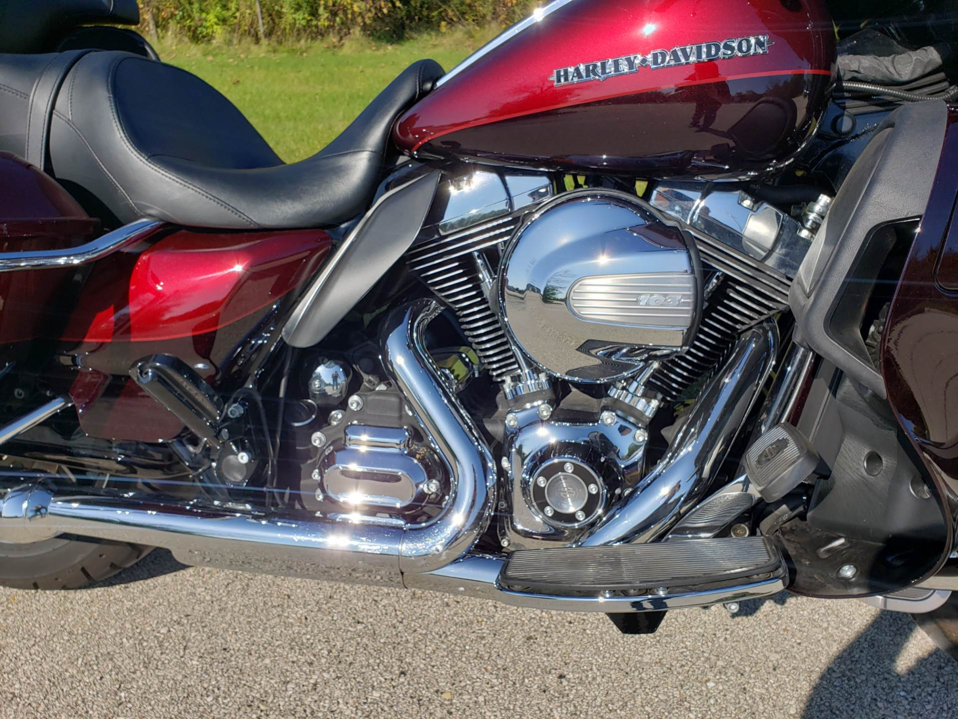 2015 Harley-Davidson Ultra Limited Low in Big Bend, Wisconsin - Photo 38