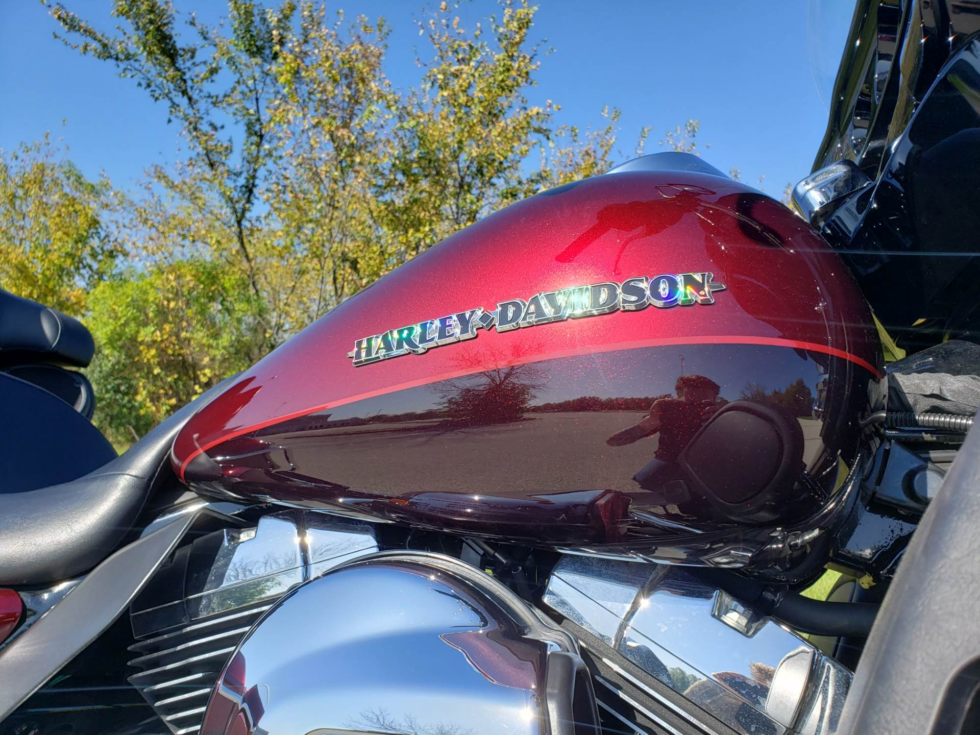 2015 Harley-Davidson Ultra Limited Low in Big Bend, Wisconsin - Photo 43