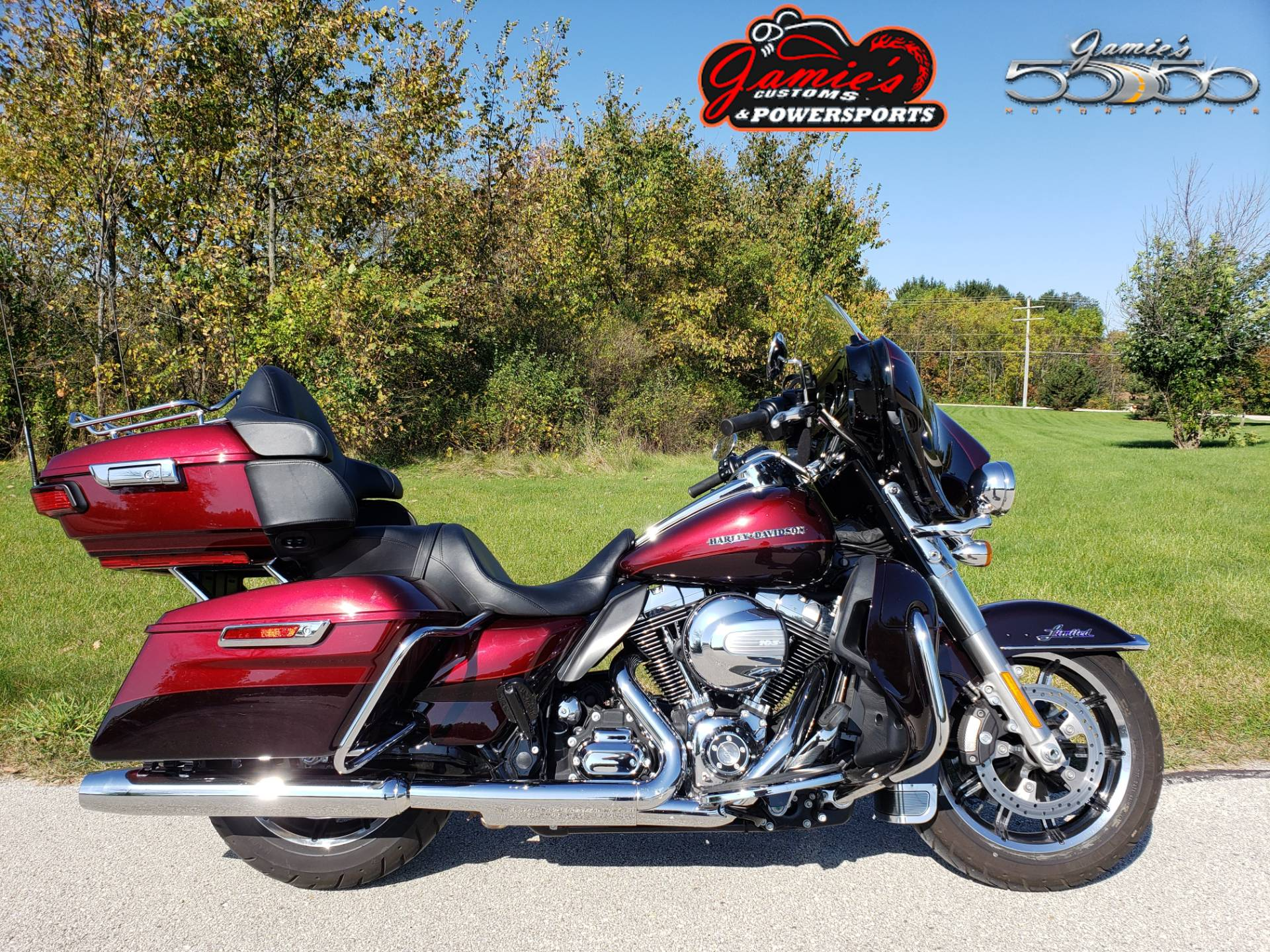 2015 Harley-Davidson Ultra Limited Low in Big Bend, Wisconsin - Photo 1