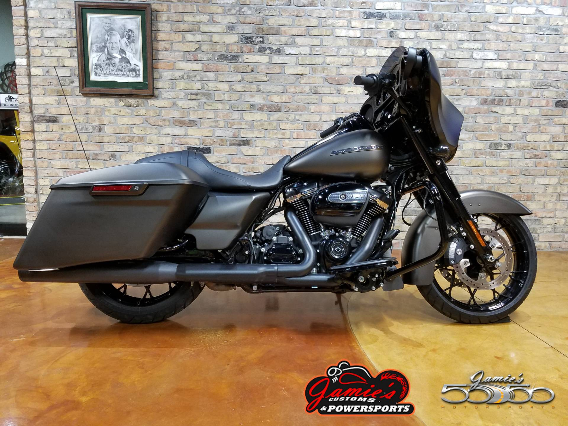 2020 Harley-Davidson Street Glide® Special in Big Bend, Wisconsin - Photo 1