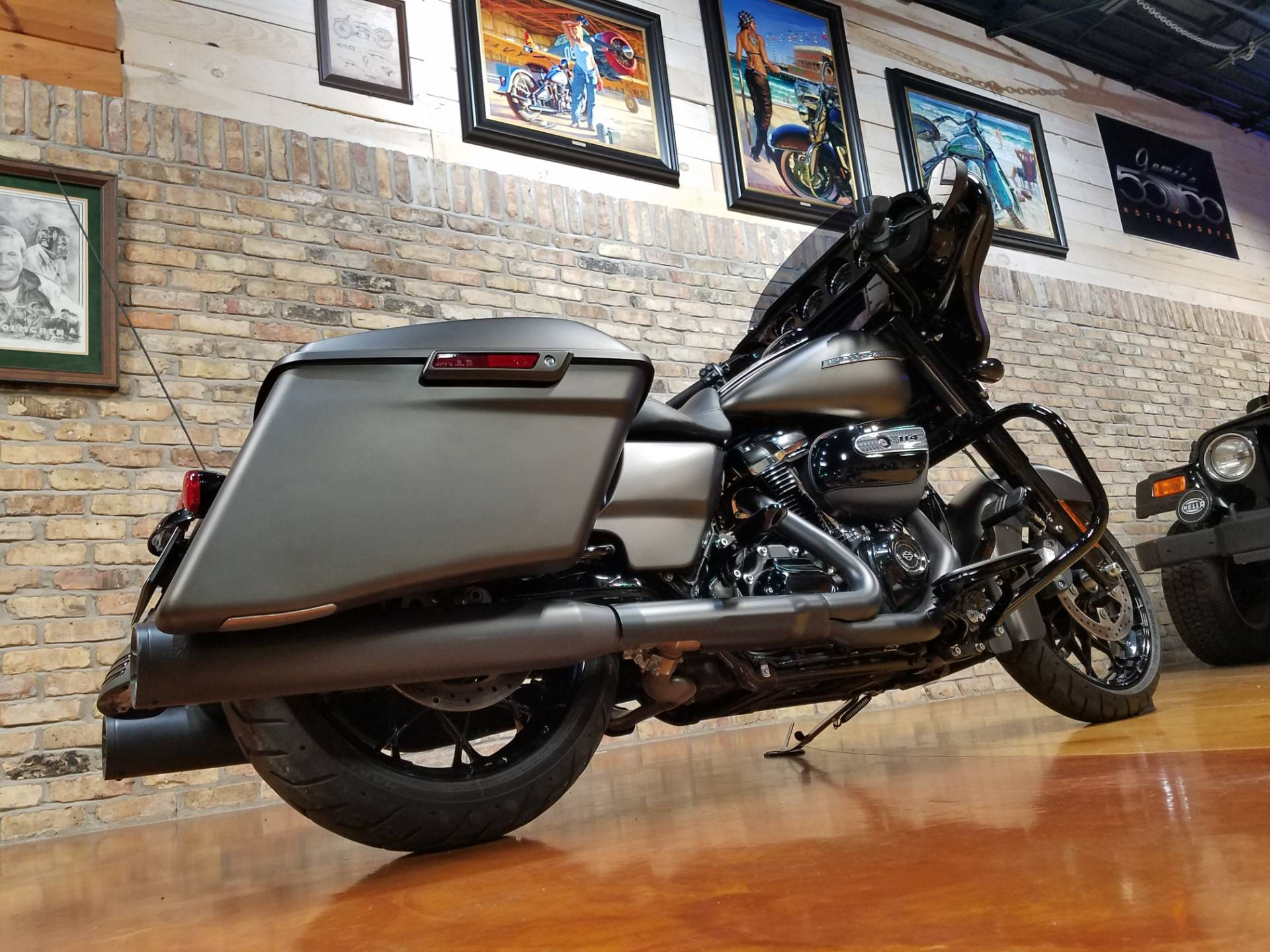 2020 Harley-Davidson Street Glide® Special in Big Bend, Wisconsin - Photo 4