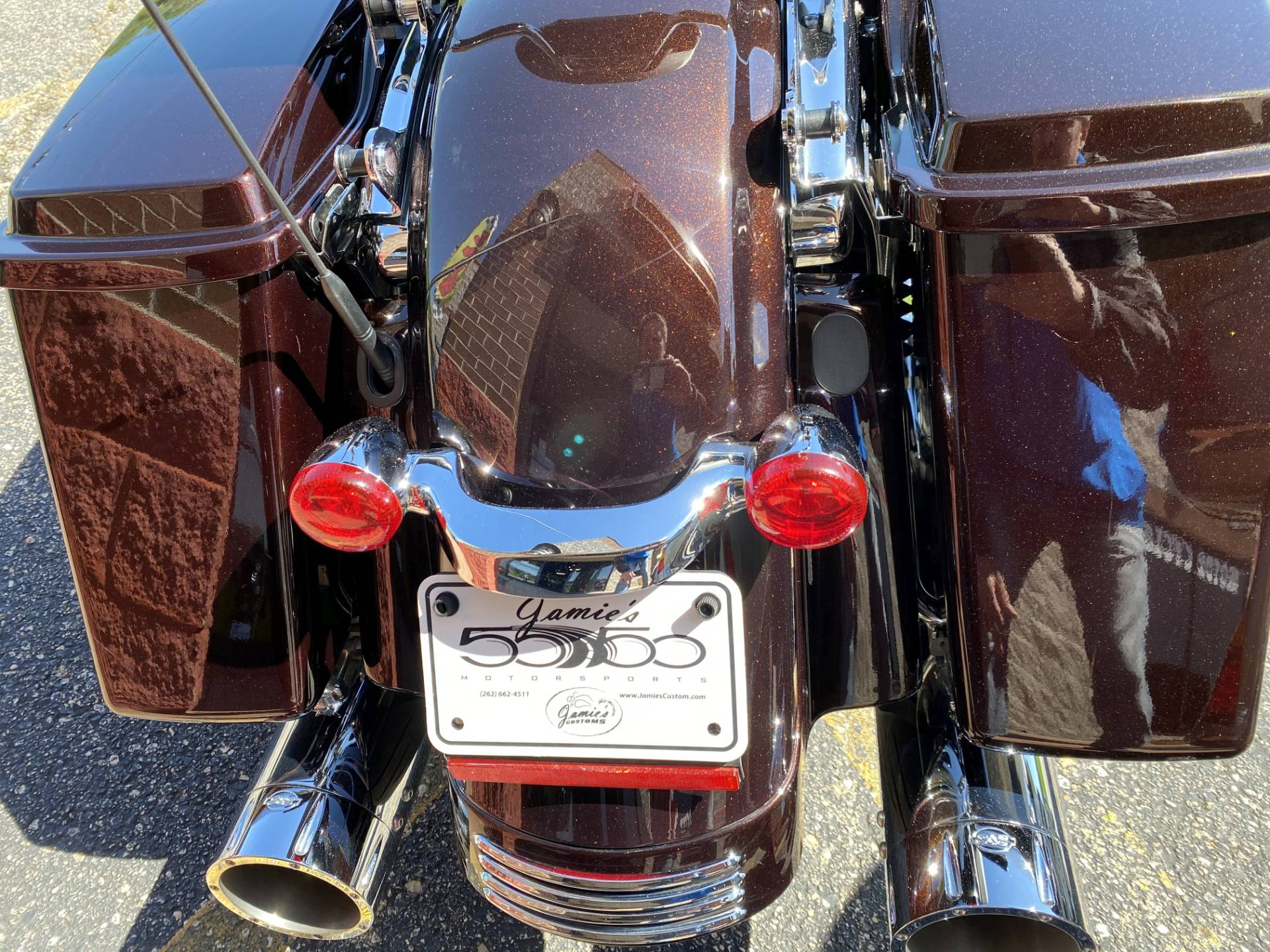 2011 Harley-Davidson Street Glide® in Big Bend, Wisconsin - Photo 7