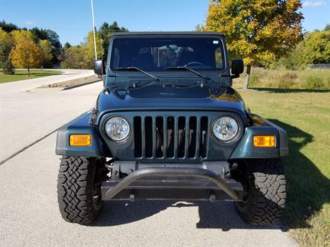 2006 Jeep® Wrangler X in Big Bend, Wisconsin - Photo 40