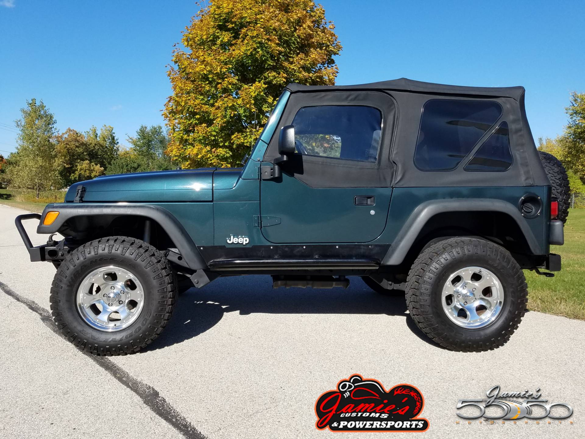 2006 Jeep® Wrangler X in Big Bend, Wisconsin - Photo 1