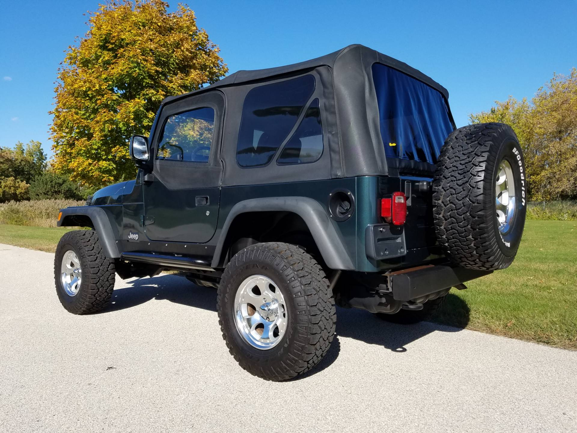 2006 Jeep® Wrangler X in Big Bend, Wisconsin - Photo 55