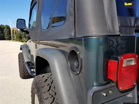 2006 Jeep® Wrangler X in Big Bend, Wisconsin - Photo 56