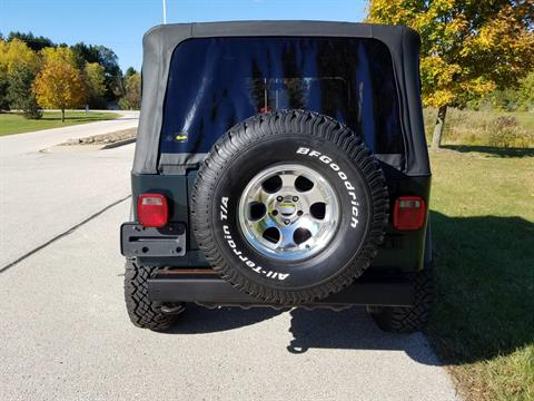 2006 Jeep® Wrangler X in Big Bend, Wisconsin - Photo 79