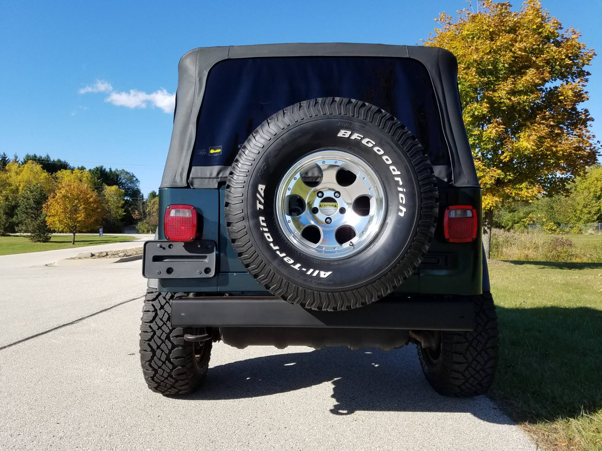 2006 Jeep® Wrangler X in Big Bend, Wisconsin - Photo 80